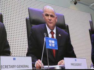 Venezuela entregó presidencia pro tempore de la Conferencia Opep
