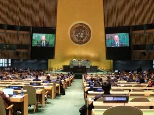 La ONU reconoció al Gobierno Bolivariano como el único de Venezuela