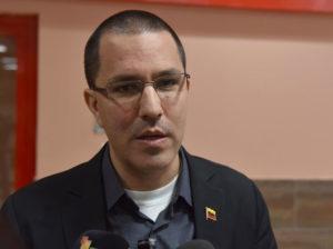 Arreaza llega a Cuba para participar en Cumbre del ALBA-TCP