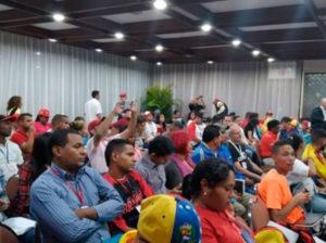 Cabello: 51 países participan en el Encuentro Mundial contra el Imperialismo