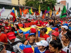 PSUV llamó a marchar este 23 de enero para reivindicar el liderazgo popular