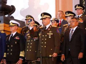Padrino López: El proyecto bolivariano tiene más vigencia que nunca