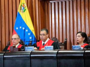 TSJ anula modificación del Reglamento de Debate de la AN