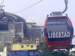 Maduro: Metro Cable nació para dignificar las familias de San Agustín