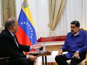 Maduro: EEUU ha cometido errores en su política hacia Venezuela