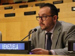 Venezuela presenta ante Mnoal informe sobre medidas coercitivas