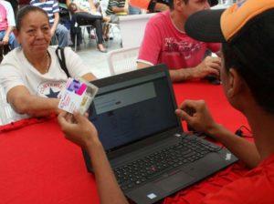 134 mil 362 militantes se inscribieron este fin de semana en el PSUV