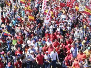Maduro: La oposición solo le ha traído sanciones y violencia al país