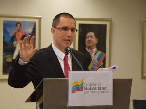 Venezuela denunciará en la ONU planes violentos desde Colombia