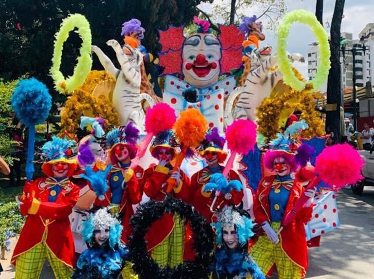 Delcy Rodríguez: Pueblo venezolano salió a celebrar sus carnavales