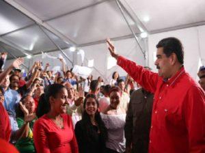 Presidente: Vamos rumbo a los 9 millones de carnetizados en el PSUV