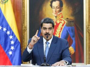 Maduro: queremos paz, independencia y soberanía
