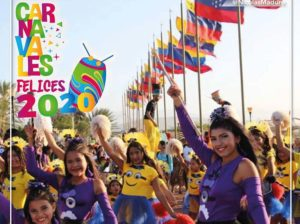 Presidente Maduro calificó como exitosos los Carnavales Felices 2020