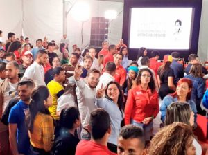 Maduro lanza la Escuela de Formación de la JPSUV