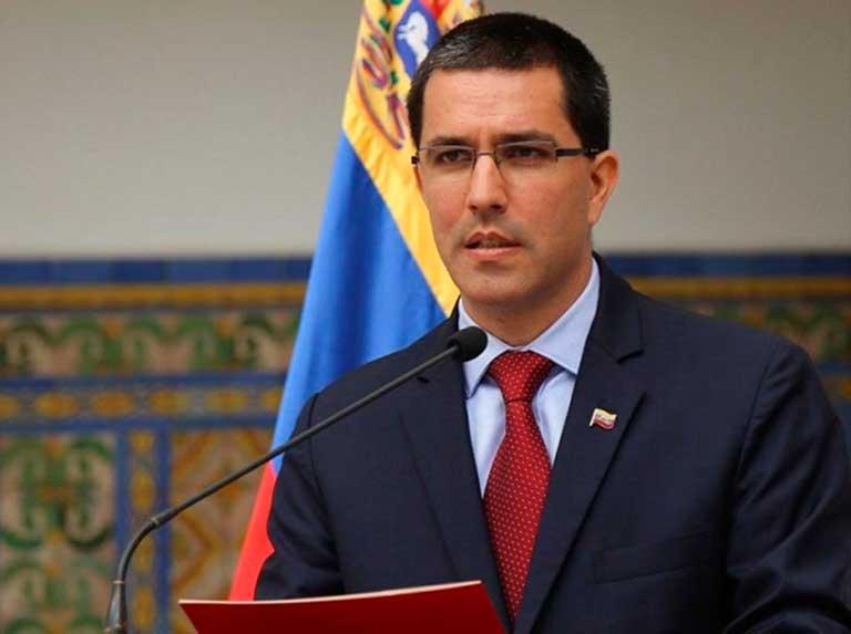 Arreaza denuncia chantaje y extorsión de EEUU en elecciones de la OEA