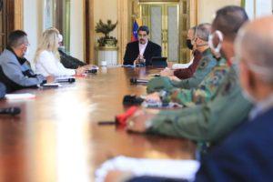 Maduro: estamos dando la batalla para lograr la estabilidad