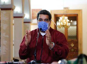 Maduro exhortó a gobiernos del mundo a sumar esfuerzos ante covid-19
