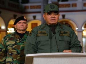 Ministro Padrino López resalta mayor cumplimiento de cuarentena social