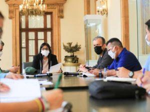 Comisión Presidencial de control del covid-19 se reúne este sábado