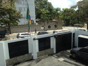 Venezuela tiene 11.800 brasileños varados y sin embajada