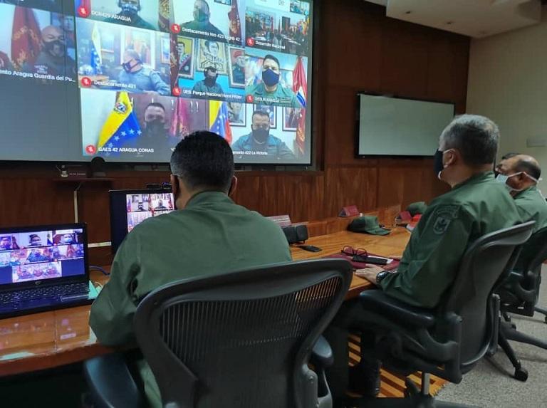 GNB incrementa capacidad operativa para hacer frente a la pandemia