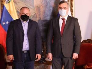 Venezuela y Rusia reafirman cooperación bilateral