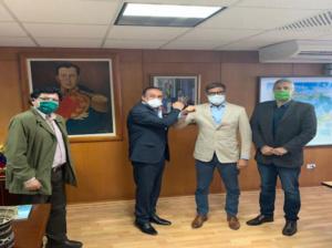 Venezuela y Siria fortalecen convenios comerciales post covid-19