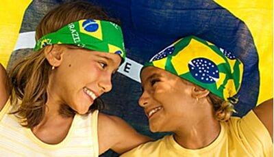 Resultado de imagen para niños brasil