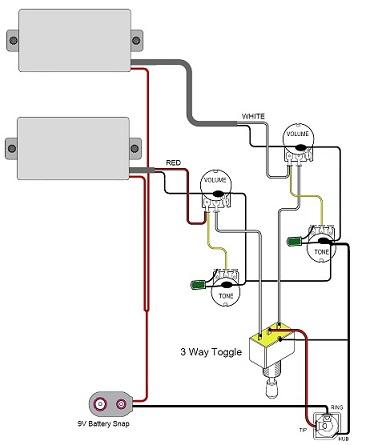 Jackson Guitar Wiring Diagrams Active BC Rich Wiring-Diagram ...