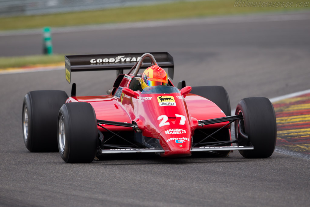 1982 Ferrari 126 C2 Images Specifications And Information