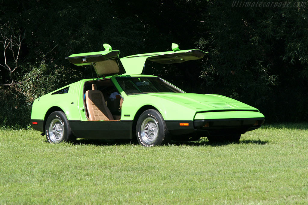 1974 1976 Bricklin SV1 Ford Images Specifications And