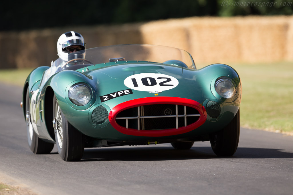 1957 Aston Martin DBR2 Images Specifications And