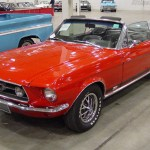 1964 1968 Ford Mustang Gt Convertible Images Specifications And Information