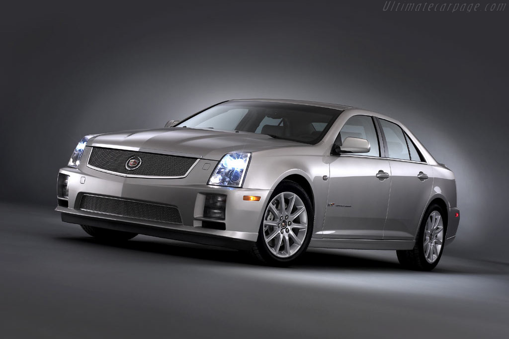 2005 Cadillac STS V Images Specifications And Information