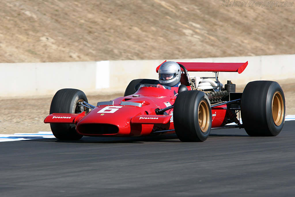 1969 Ferrari 31269 F1 Images Specifications And