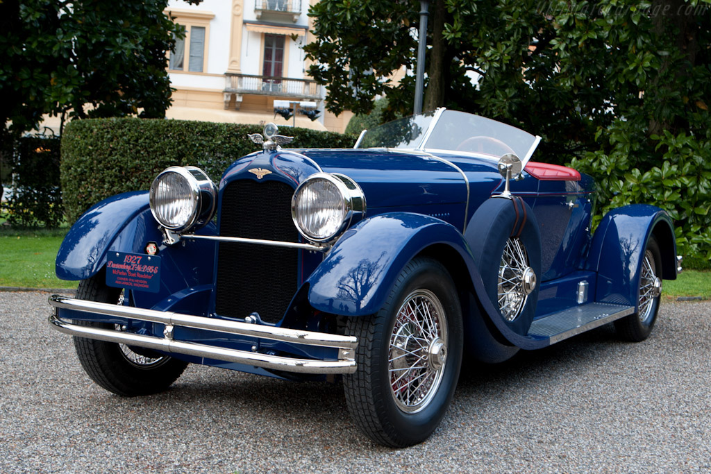 1927 Duesenberg Model X McFarlan Boat Roadster Images