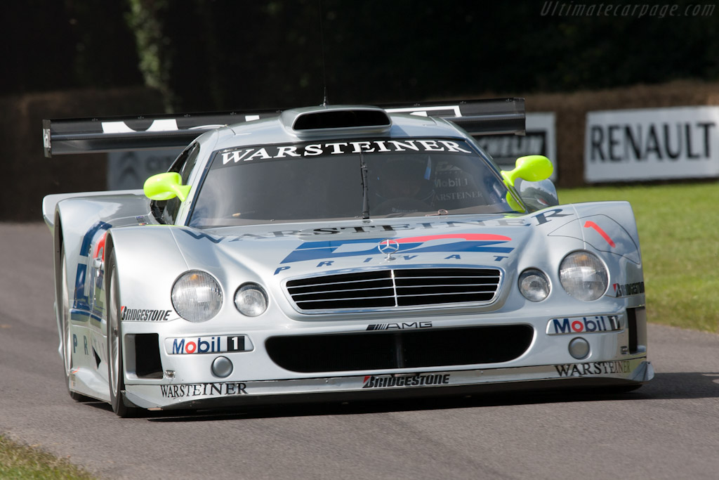 1997 Mercedes Benz CLK GTR Images Specifications And
