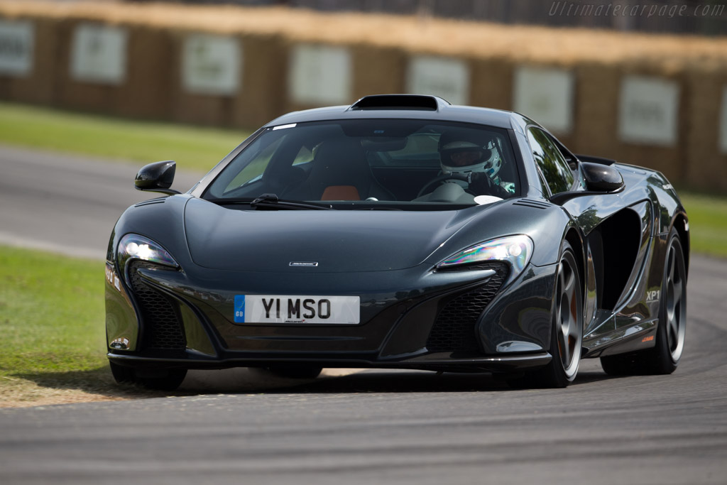 2015 McLaren 650S Le Mans Images Specifications And