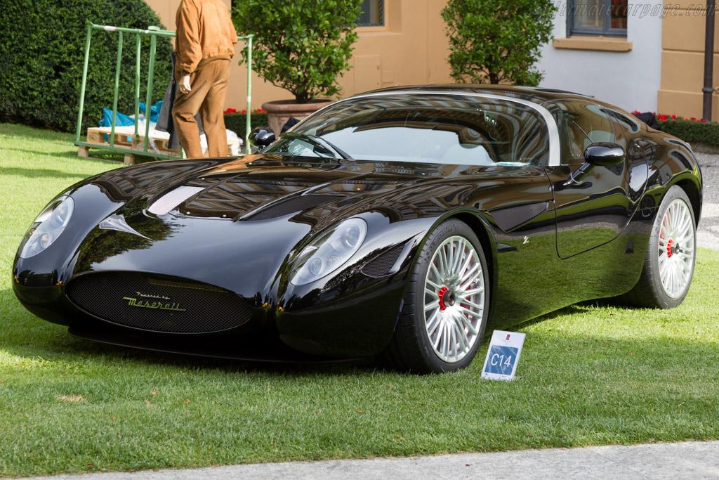 Maserati Mostro Zagato Coupe 15 TDUDT