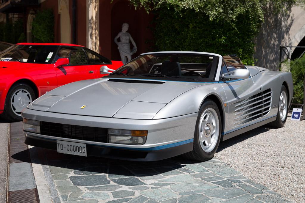 Lamborghini And Ferrari Testarossa