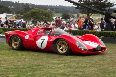 1967 Ferrari 330 P4 - Images, Specifications and Information