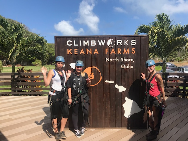 CLIMB Works Keana Farms
