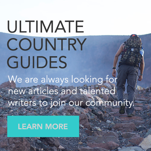 Contribute to Ultimate Country Guides