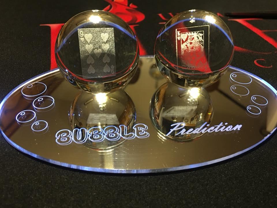 Kit Bubble prediction