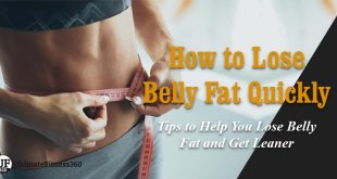 lose belly fat quickly