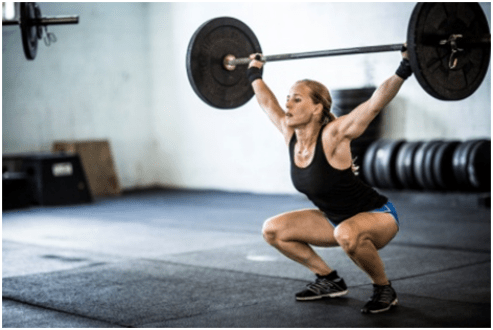 Strength Training with Lifting