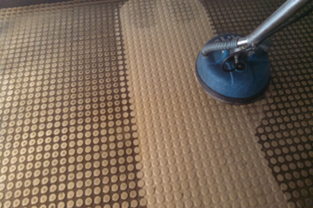 ultimate green cleaning tile and