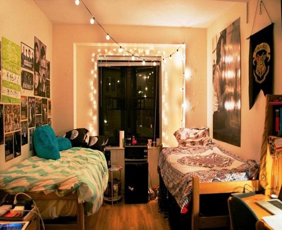 Dorm Room Decor Deas