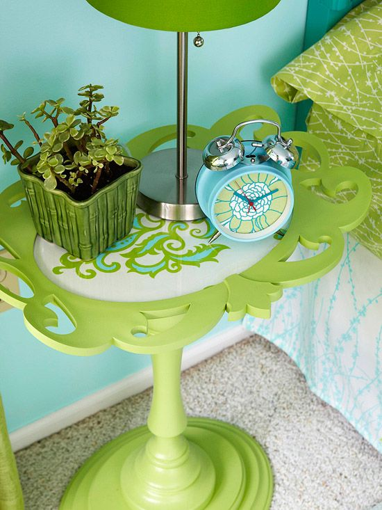 DIY picture frame nightstand - NO.1# THE MOST BEAUTIFUL DIY BEDROOM NIGHTSTAND IDEAS