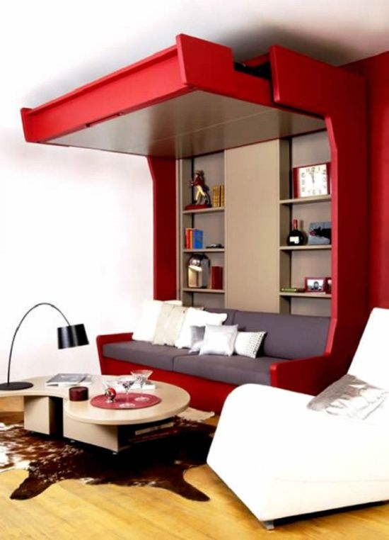 Ideas For Storage In Small Apartments ~ Nice Apartement